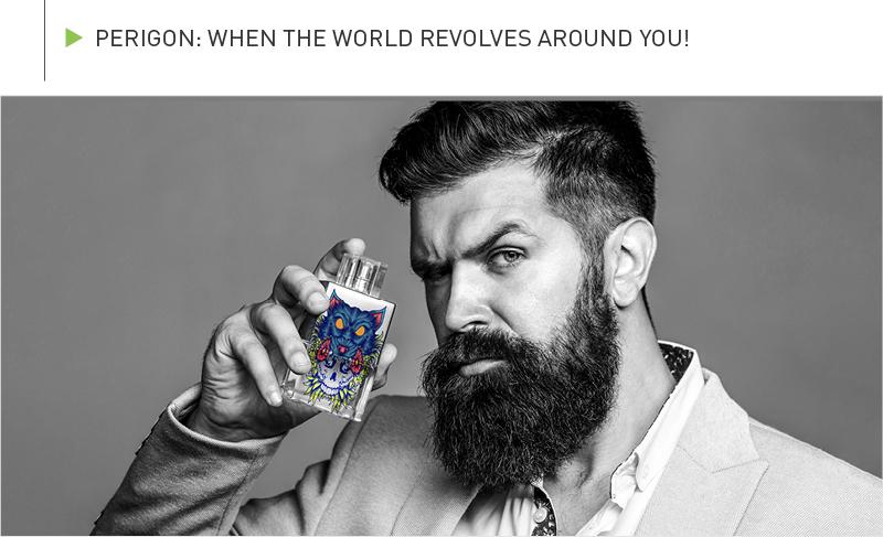 PERIGON: When the world revolves around YOU!