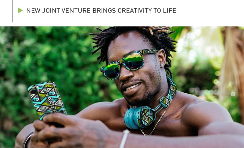 New Joint Venture brings creativity to life