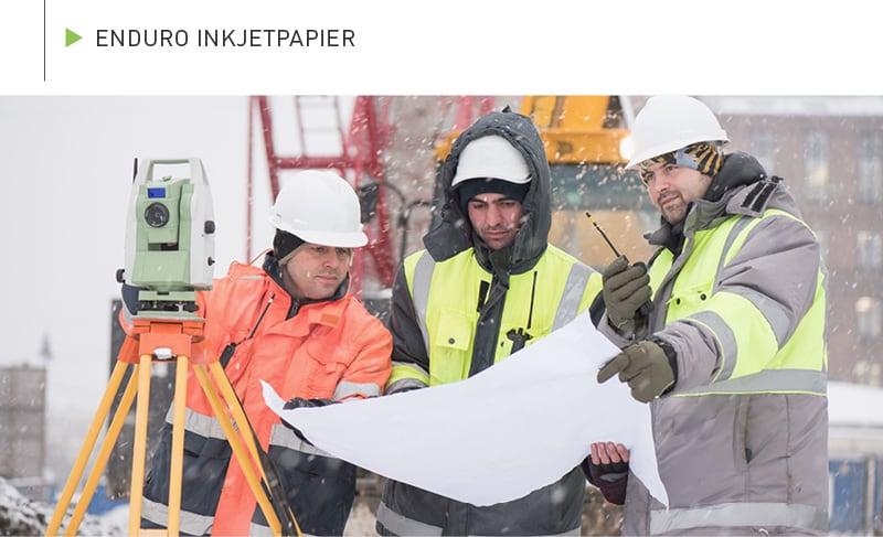Neues nassfestes ENDURO Inkjetpapier